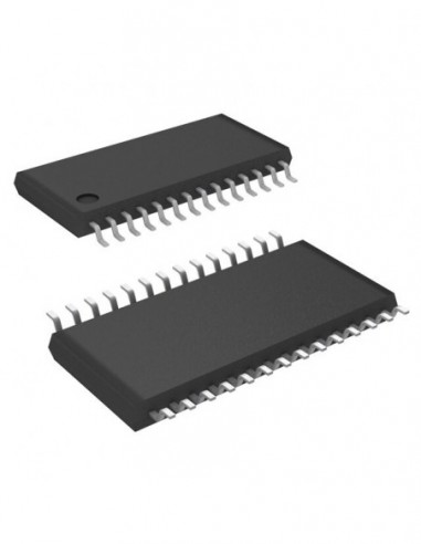 UC2875DWP IC SOIC 28 PWM Cntrlr 4-OUT...
