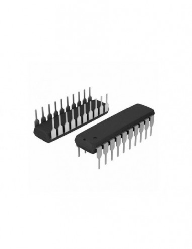IDT74FCT573P IC DIP-20 Latch Single 8...