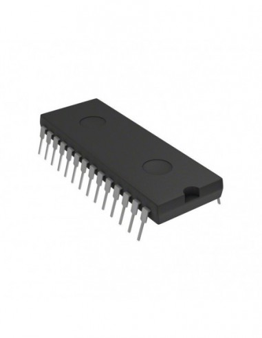 MSM51257L-85 IC DIP-28A Integrated...