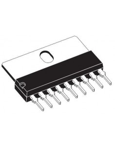 TDA8943SF IC SIL9 Audio...