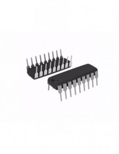 LH2464-12 IC DIP-18 SHARP