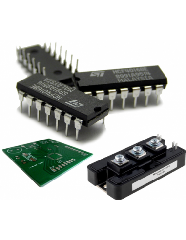 HDSP-6300 ELECTRONIC COMPONENTS
