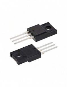 BT136X-600 Triac TO-220F 4A...