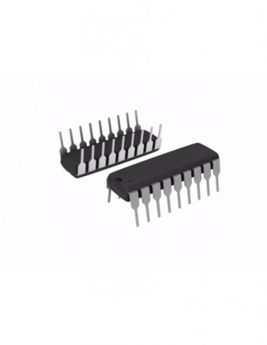 TDA3810 IC DIP-18 Spatial Stereo and...