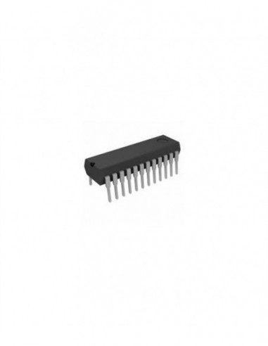 LC72130 IC DIP-24 AM/FM PLL Frequency...