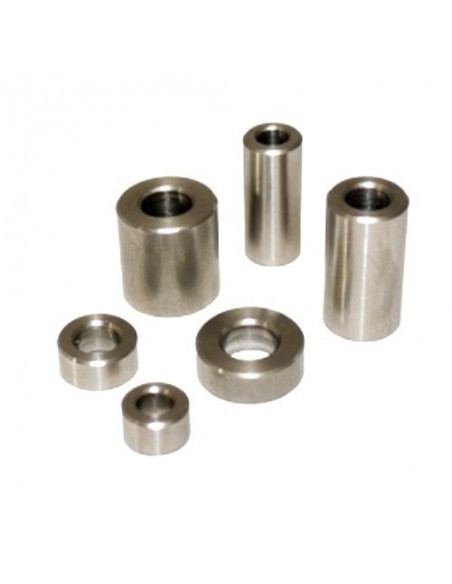 Brass Spacers Round Shape