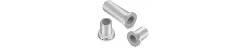 Metal spacers for automatic insertion machine